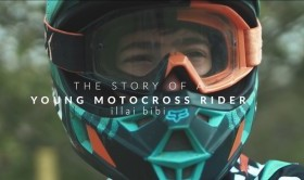 The Story of a Young Motocross Rider- illai bibi